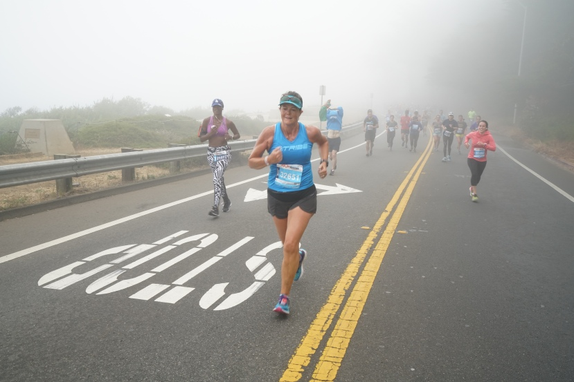 I Can Run Hills! A Recap of the The San Francisco (First) Half Marathon