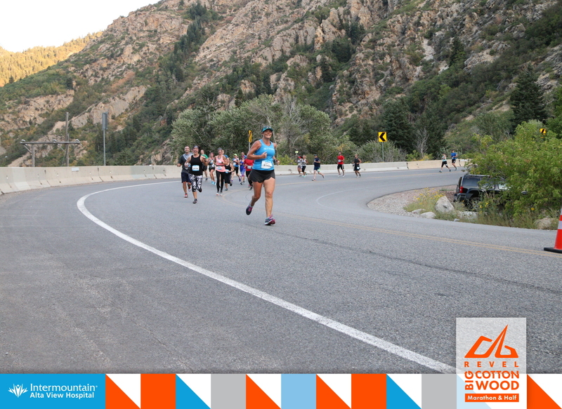 Revel Big Cottonwood Canyon Half Marathon Recap