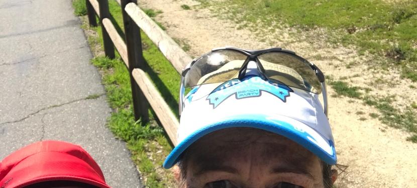A Hard Week & Running Buddies – Boston Marathon Training Week15