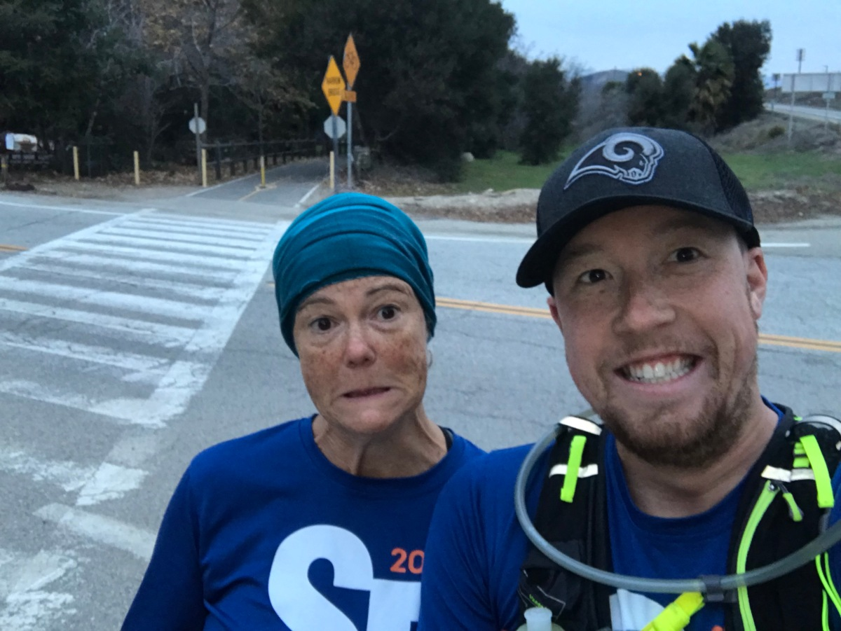 Running with a Cold? A Cautionary Tale
